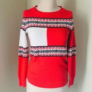 Women's Tommy Hilfiger Logo Sweater Size S